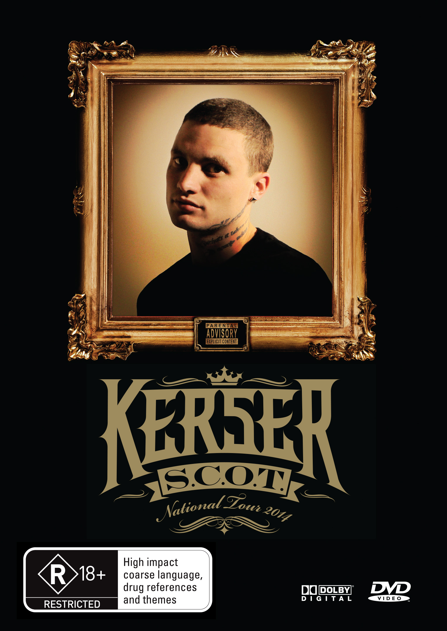 KERS 009 - Kerser S.C.O.T DVD Cover (Hi-Res)